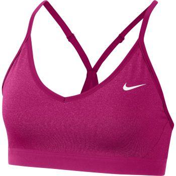 Nike INDY WO LIGHT-SUPPORT SPORTS BRA, ženski top, roza