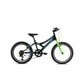Capriolo DIAVOLO 200, dječiji mtb bicikl, crna