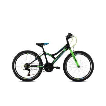 Capriolo DIAVOLO MTB 400, dječiji mtb bicikl, crna
