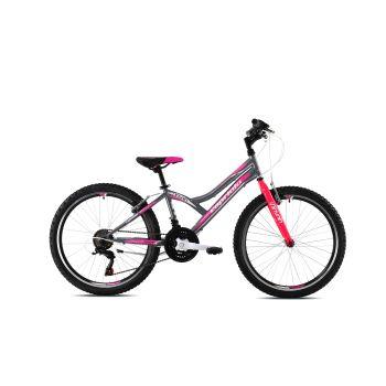 Capriolo DIAVOLO 400, dječiji mtb bicikl, siva