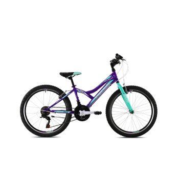 Capriolo DIAVOLO 400, dječiji mtb bicikl, ljubičasta