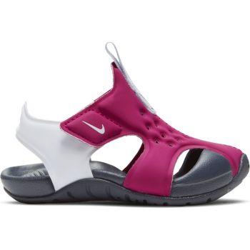 Nike SUNRAY PROTECT 2 (TD), dječije sandale, crvena