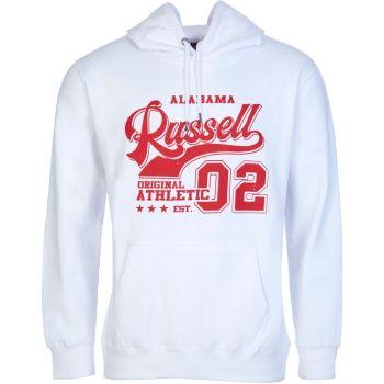Russell Athletic ORIGINAL - PULL OVER HOODY, muški duks, bijela