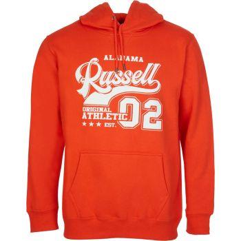 Russell Athletic ORIGINAL - PULL OVER HOODY, muški duks, crvena