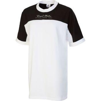 Russell Athletic BI COLOUR TEE DRESS, ženska haljina, bijela