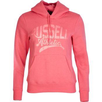 Russell Athletic EBV - HOODY SWEAT, ženski duks, roza