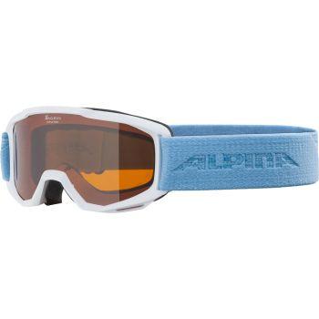 Alpina PINEY, dječije skijaške naočare, bijela