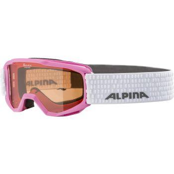 Alpina PINEY, dječije skijaške naočare, roza