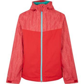 McKinley ALEXANDRA II GLS, dječija jakna a planinarenje, crvena