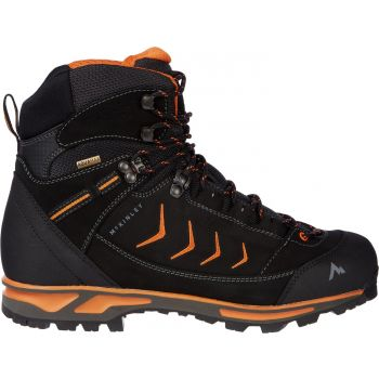 McKinley ANNAPURNA AQX, muške cipele za planinarenje, crna