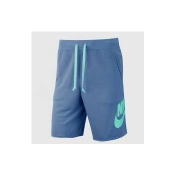 Nike SPORTSWEAR ALUMNI FRENCH TERRY SHORTS, muški šorc, plava