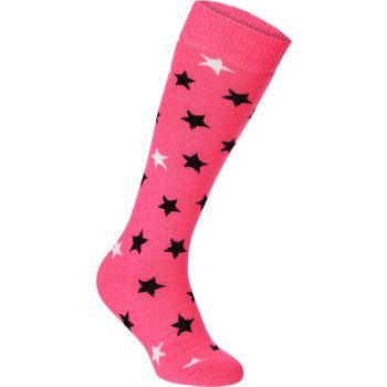 McKinley ASIO II JRS, dječije čarape za skijanje, roza