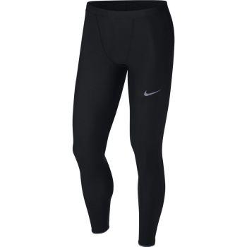 Nike M NK RUN MOBILITY TIGHT, muške helanke za trčanje, crna