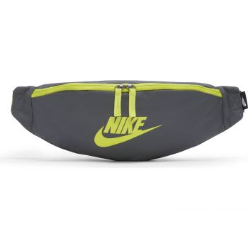 Nike HERITAGE HIP PACK, torbica, siva