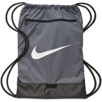 Nike BRSLA GMSK 9.0 23L, torba, siva