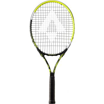 Tecnopro BASH 23, dječiji reket za tenis, crna