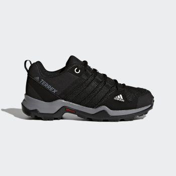 adidas TERREX AX2R K, dječije cipele za planinarenje, crna