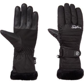 McKinley BLAIR II WMS, ženske rukavice za skijanje, crna