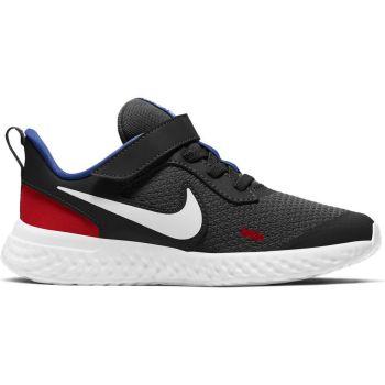 Nike REVOLUTION 5 (PSV), dječije patike za trčanje, crna