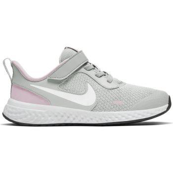 Nike REVOLUTION 5 (PSV), dječije patike za trčanje, siva