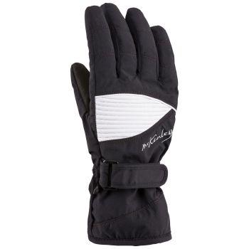 McKinley BRENNA WMS, ženske rukavice za skijanje, crna