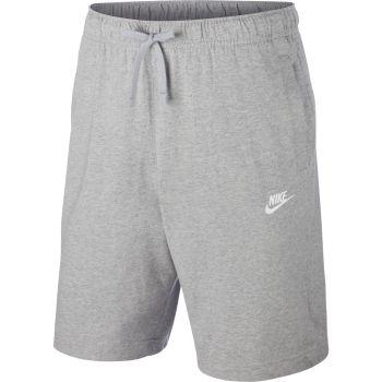 Nike SPORTSWEAR CLUB SHORTS, muški šorc, siva