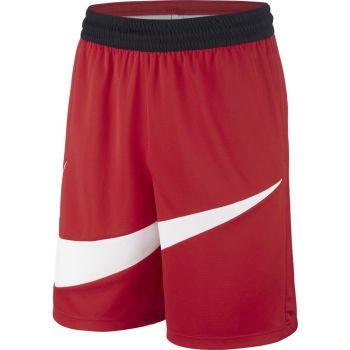 Nike DRI-FIT BASKETBALL SHORTS, muški šorc za košarku, bijela