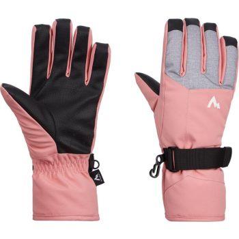 McKinley CARSON II JRS, dječije rukavice za snowboard, roza
