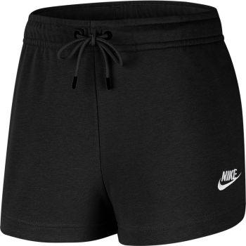 Nike SPORTSWEAR ESSENTIAL WO FRENCH TERRY SHORTS, ženski šorc, crna