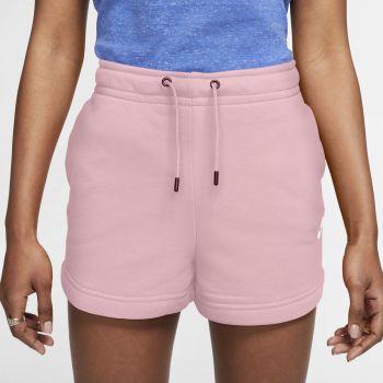 Nike SPORTSWEAR ESSENTIAL WO FRENCH TERRY SHORTS, ženski šorc, roza