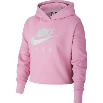 Nike G NSW NIKE AIR CROP HOODIE, dječiji duks, roza