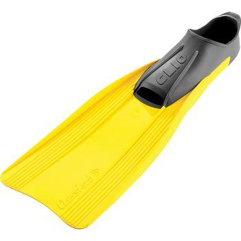 Cressi Sub CLIO KIDS, dječije peraje, žuta