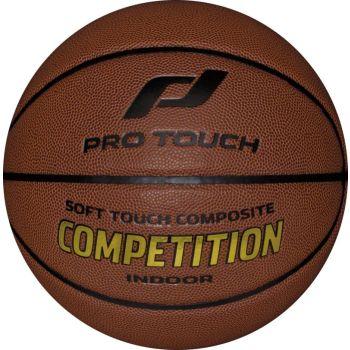 Pro Touch COMPETITION, lopta za košarku, crna