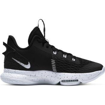 Nike LEBRON WITNESS 5, muške patike za košarku, crna