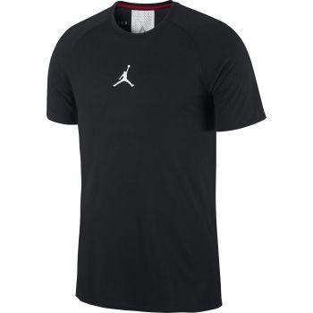 Nike JORDAN AIR SHORT-SLEEVE TRAINING TOP, muška majica, crna