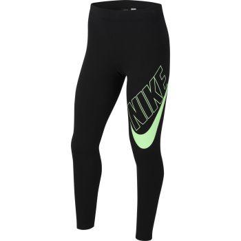 Nike SPORTSWEAR FAVORITES GRAPHIC LEGGINGS, dječije helanke, crna