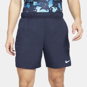 Nike NIKECOURT DRI-FIT VICTORY TENNIS SHORTS, muški šorc, plava