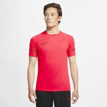 Nike DRI-FIT ACADEMY SHORT-SLEEVE SOCCER TOP, muška majica za fudbal, crvena