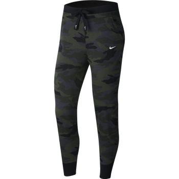 Nike W NK DRY GET FIT FC PT  7/8 CM, ženski donji dio trenerke, siva