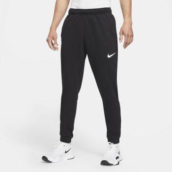 Nike DRI-FIT TAPERED TRAINING PANTS, muški donji dio trenerke, crna