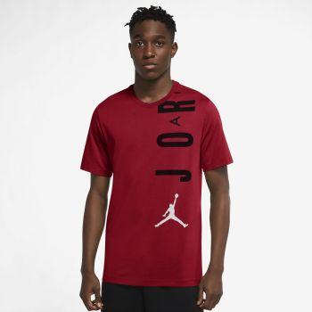 Nike JORDAN AIR SHORT-SLEEVE T-SHIRT, muška majica, crna