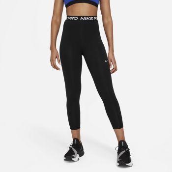Nike PRO 365 HIGH-RISE 7/8 LEGGINGS, ženske 7/8 helanke za fitnes, crna