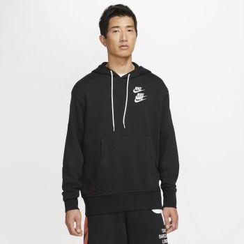 Nike SPORTSWEAR PULLOVER FRENCH TERRY HOODIE, muški duks, crna