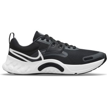 Nike RENEW RETALIATION 3, muške patike za fitnes, crna