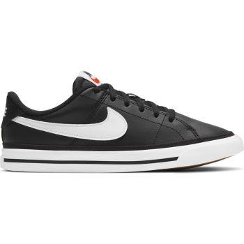 Nike COURT LEGACY (GS), dječije patike za slobodno vrijeme, crna