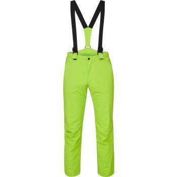 McKinley DANNY MN, muške pantalone za skijanje, zelena