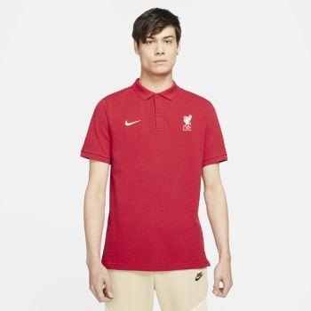Nike LIVERPOOL FC POLO, muška majica, crvena