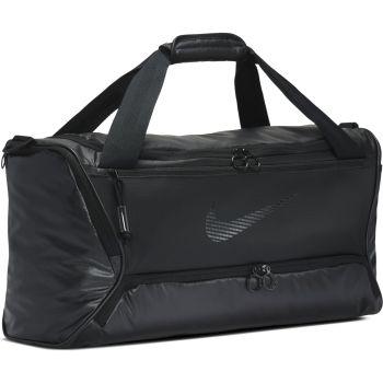 Nike BRSLA DUFF WNTRZD, torba, crna
