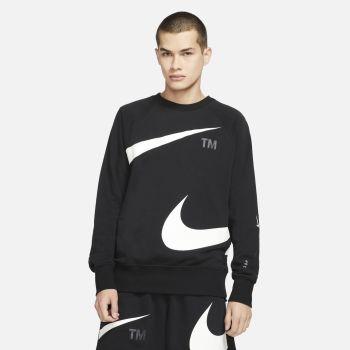 Nike SPORTSWEAR SOSH FLEECE CREW, muški duks, crna