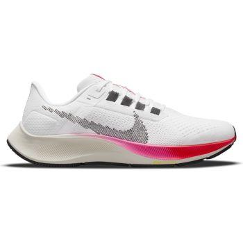 Nike AIR ZOOM PEGASUS 38, muške patike za trčanje, bijela